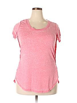 Eye Candy Short Sleeve T-Shirt Size 1X (Plus)