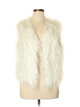 Xhilaration Faux Fur Vest Size XXL