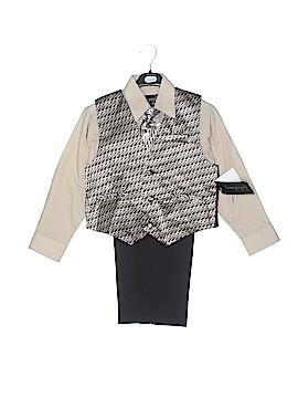 Vangogh Long Sleeve Button-Down Shirt Size 5