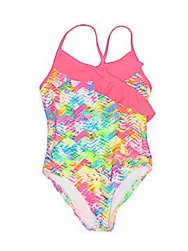 Xhilaration One Piece Swimsuit Size 6 - 6X