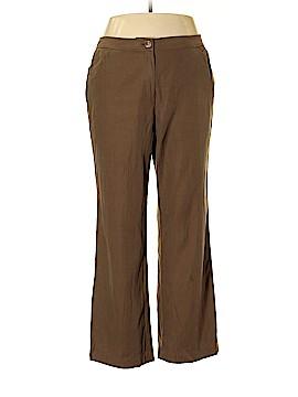 J.jill Silk Pants Size 16