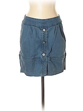 Karl Lagerfeld Denim Skirt Size L