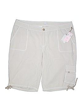 Caslon Cargo Shorts Size 22 (Plus)