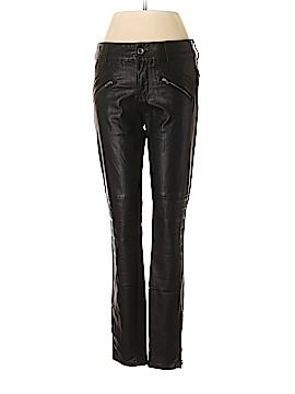 Pilcro and The Letterpress Faux Leather Pants 28 Waist