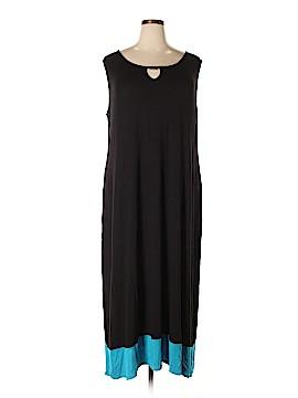 Fresh of LA Casual Dress Size 3X (Plus)