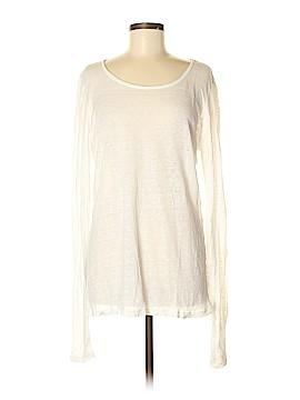 Frame Shirt London Los Angeles Long Sleeve T-Shirt Size M