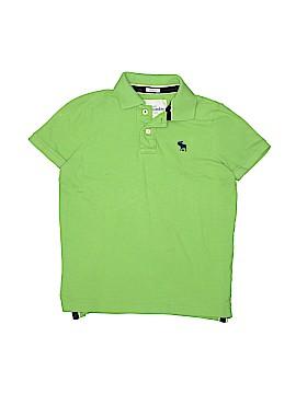 Abercrombie Short Sleeve Polo Size X-Large (Kids)