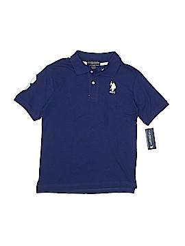 U.S. Polo Assn. Short Sleeve Polo Size L (Kids)
