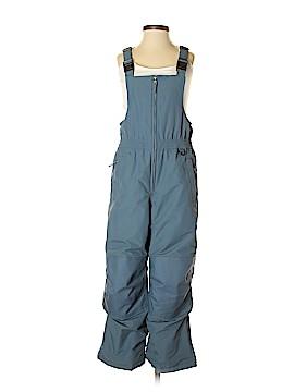 Lands' End Snow Pants With Bib Size 10