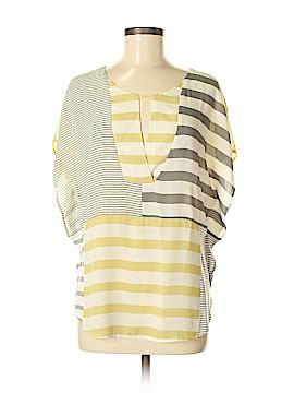 One September Short Sleeve Blouse Size M