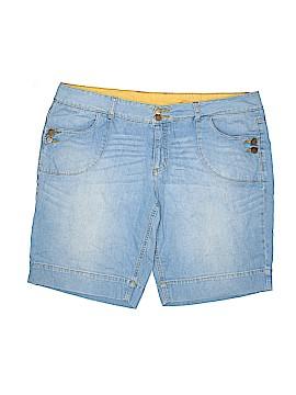 Route 66 Denim Shorts Size 18 (Plus)