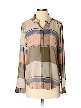 Lucky Brand Long Sleeve Button-Down Shirt Size S