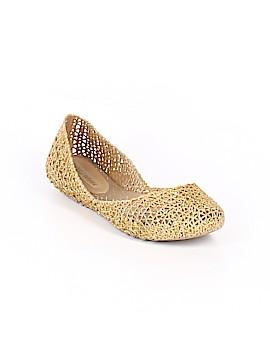 Melissa + Campana Flats Size 7