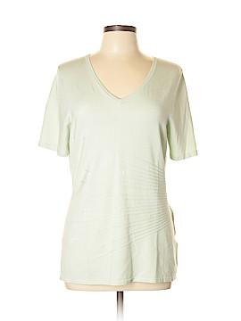 Alex Marie Short Sleeve Top Size L