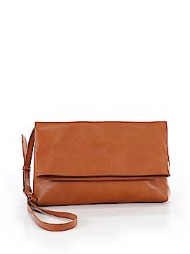 Halogen Leather Crossbody Bag One Size