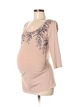 Gap - Maternity 3/4 Sleeve Top Size M (Maternity)