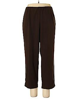 Susan Graver Dress Pants Size 1X (Plus)