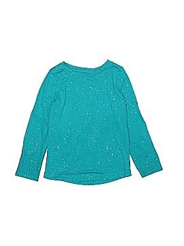 Cat & Jack Long Sleeve T-Shirt Size X-Small (Kids)