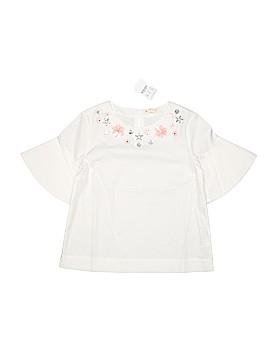 Crewcuts Short Sleeve Blouse Size 12