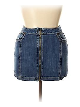 Hilfiger Denim Denim Skirt Size XL