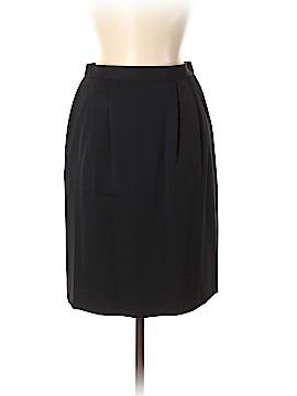 Lands' End Wool Skirt Size 8 (Petite)