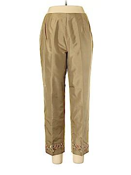 Talbots Silk Pants Size 12