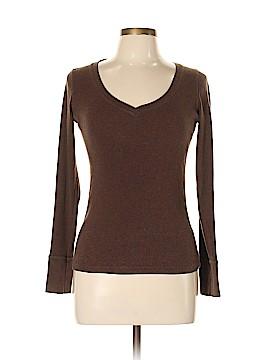 Moda International Long Sleeve T-Shirt Size L