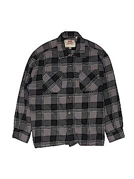 Levi's Long Sleeve Button-Down Shirt Size M (Kids)