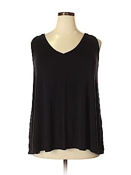 Lane Bryant Sleeveless T-Shirt Size 18 - 20 Plus (Plus)