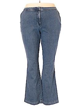 Denim & Co Jeans Size 22 (Plus)