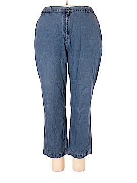 Roaman's Jeans Size 20 (Plus)
