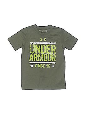 Under Armour Short Sleeve T-Shirt Size 2T