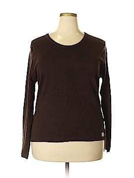Carhartt Long Sleeve T-Shirt Size XXL
