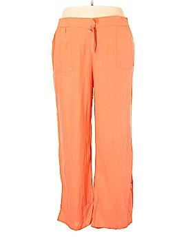 Maurices Linen Pants Size 20 (2) (Plus)