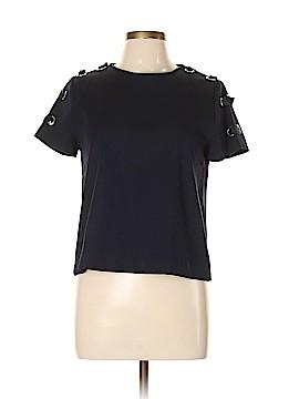 Trafaluc by Zara Short Sleeve Blouse Size L