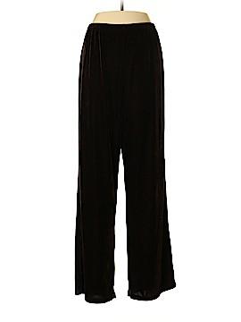 Quacker Factory Casual Pants Size L