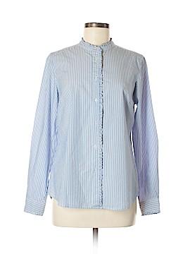 Boden Long Sleeve Button-Down Shirt Size 8