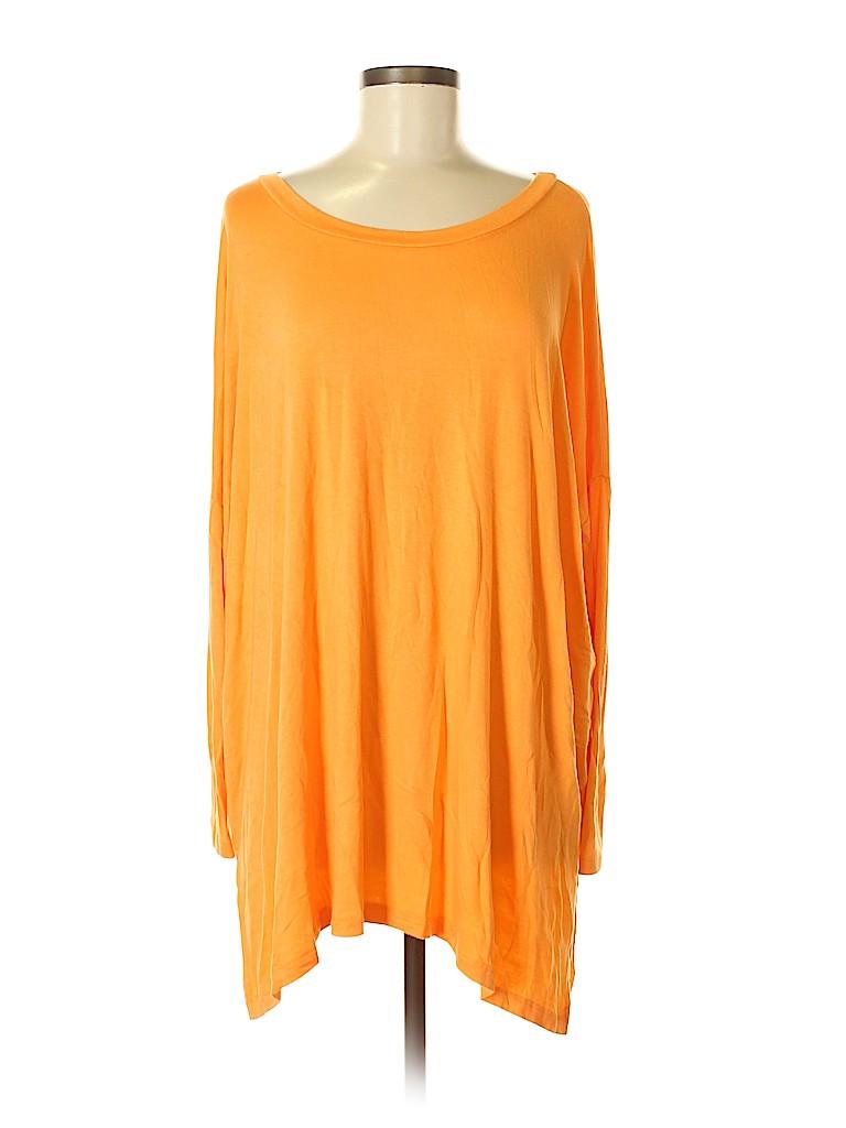 Mittoshop Women Long Sleeve T-Shirt Size M