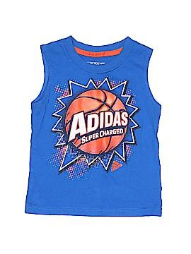 Adidas Sleeveless T-Shirt Size 2T