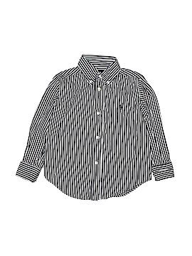Ralph Lauren Long Sleeve Button-Down Shirt Size 2 - 2T