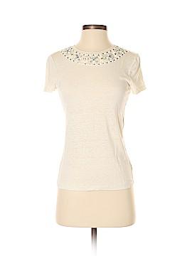 Tory Burch Short Sleeve Blouse Size XS