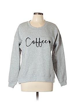 Green Tea Sweatshirt Size M
