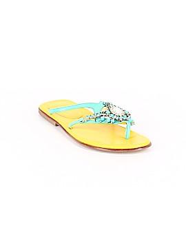 BCBGMAXAZRIA Flip Flops Size 7