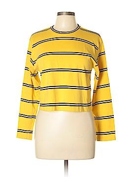Topshop Long Sleeve T-Shirt Size 10