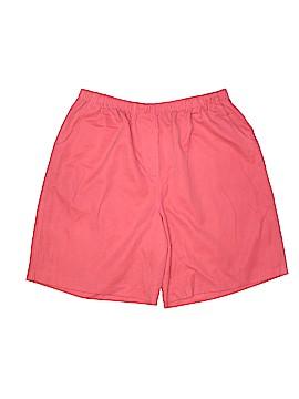 Allison Daley Khaki Shorts Size 18 (Plus)