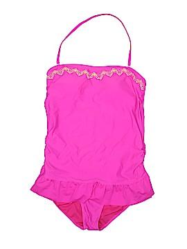 Hula Honey One Piece Swimsuit Size L