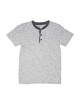 Cherokee Short Sleeve Henley Size 8 - 10