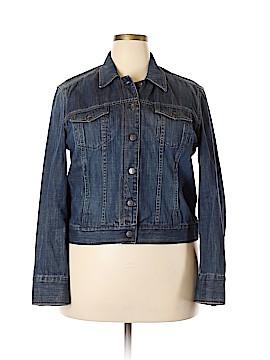 Eddie Bauer Denim Jacket Size XL