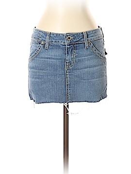 Hudson Jeans Denim Skirt 27 Waist