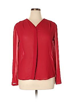 Urban Coco Long Sleeve Blouse Size XL